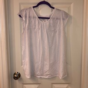 Loft short sleeve shirt